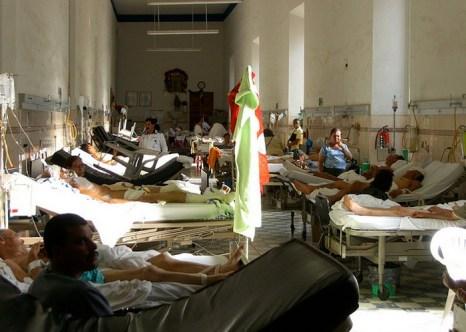 В Мексике зафиксированы случаи заболевания холерой. Фото: Sam Blackman/flickr.com