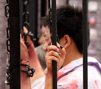 Узники совести в тюрьмах Китая. Фото: Oli Scarff/Getty Images
