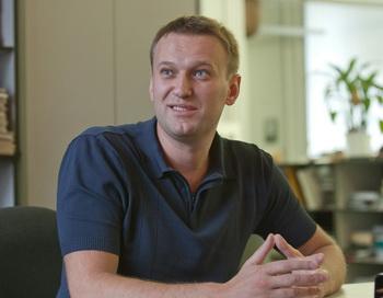 Алексей Навальный. Фото с сайта nnm.ru