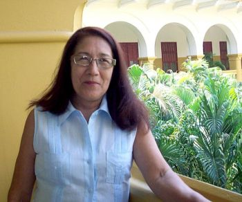 Картахене, Колумбия Алма Эстер Дуран Перес, 55, юрист