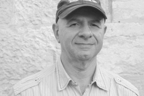 Ханох Дашевский, переводчик. Фото: Хава Тор/Великая Эпоха (The Epoch Times)