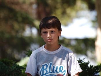 Миша, 10 лет. Фото: Хава Тор/Великая Эпоха (The Epoch Times)