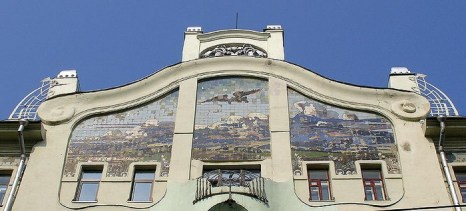 Доходный дом «Сокол». Фото: NVO/commons.wikimedia.org