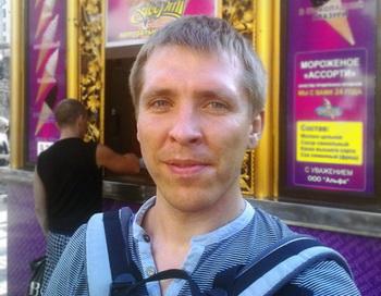 Михаил Ковальчук, Киев, Украина. Фото: Великая Эпоха (The Epoch Times)