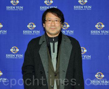 Чой Сан Дэ, ректор Корейского архитектурного института в городе Тэгу. Фото: Lee You Jeong /Epoch Times