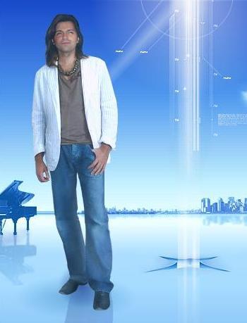 Дмитрий Маликов. Фото с официального сайта певца