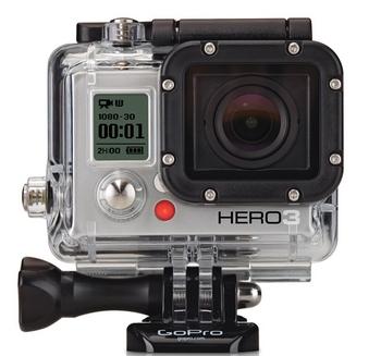 Камера GoPro HERO3: Silver Edition. Фото с сайта  www.mrbest.ru/katalog_gadgetov/elektronika