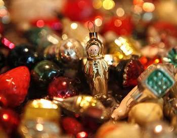 История ёлочных игрушек. Фото ссайта ua-reporter.com