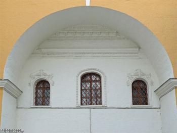 Ренессансный декор Золотой Царицыной палаты. Фото: arhiv-palat.livejournal.com
