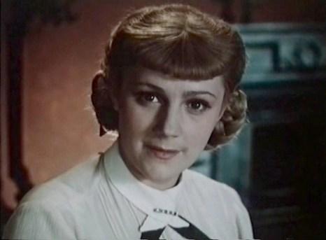 Актриса Галина Короткевич в фильме Тени (1953). Фото с сайта  kino-teatr.ru