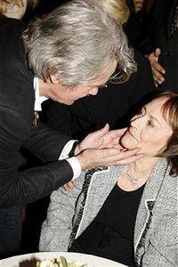 Анни Жирардо – знаменитая французская актриса, Фото: TassPhoto/Eric Ryan/Foc Kan/WireImage