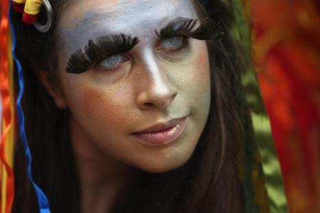Фестиваль искусств на Королевской Миле в Эдинбурге. Фоторепортаж. Фото: Dan Kitwood/Getty Images