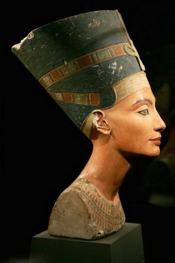 Nefertiti. Фото:  Sean Gallup/Getty Images