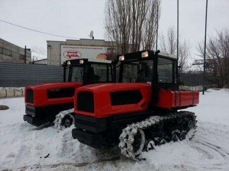 Трактор ДТ-75 — сделано в России! Фото: dt-75.com