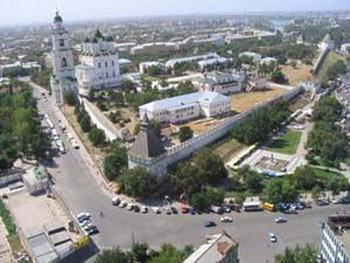 Астраханский кремль – замечательный памятник архитектуры древней Руси. Фото: asip.ru