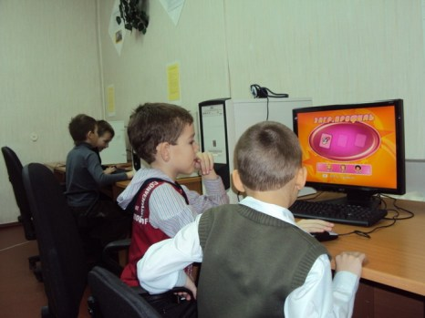 Онлайн игры и их применение в образовании ребенка. Фото: http://tishina.net