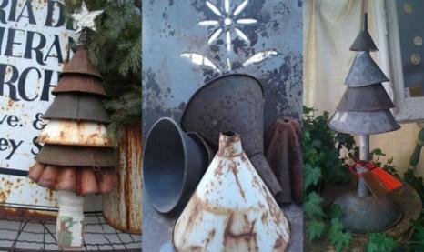 Новогодние поделки и ёлочные украшения. Фото: fresher.ru