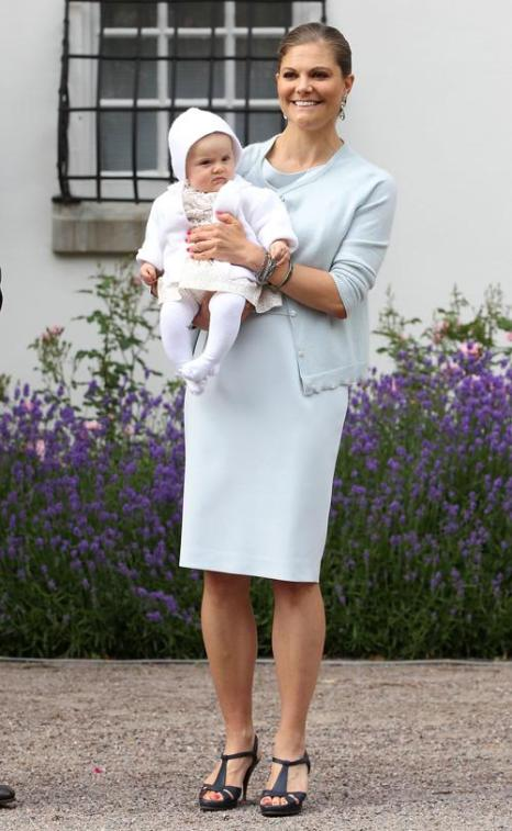 Принцесса Швеции Виктория празднует свое 35-летие во дворце Solliden. Фоторепортаж. Фото: Danny Martindale/Getty Images