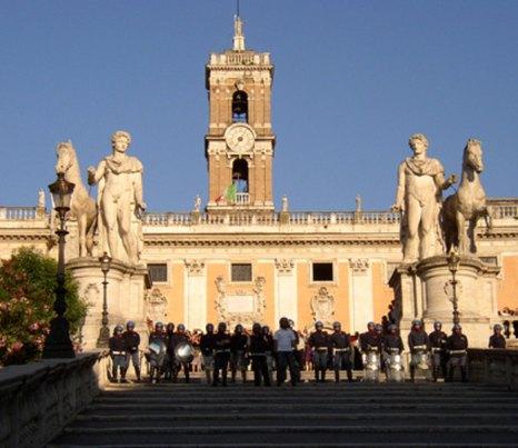 Рим: бедный, но прекрасный. Фото: flickr.com