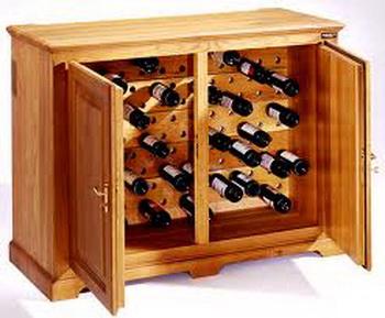 Винные шкафы от бренда – залог длительного хранения слабоалкогольной коллекции. Фото:  chevnij.com