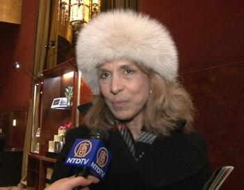 Г-жа Ингл сценарист и режиссер художественных фильмов, а также известная ведущая ток-шоу. Фото с сайта theepochtimes.com