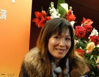 Г-жа Лу была рада увидеть шоу Shen Yun. Фото с сайта theepochtimes.com