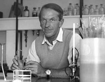 Фредерик Сэнджер – дважды лауреат Нобелевской премии. Фото с сайцта peaple.ru