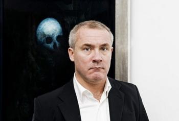 Дэмиен Хёрст – современный художник. Фото с сайта life.pravda.com.ua