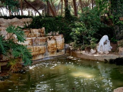 Хайфа, верхний парк у Бахаских ворот. Фото: Хава ТОР/Великая Эпоха