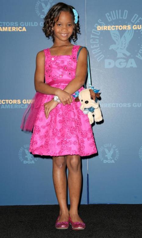 Кувенжане Уоллис на вручении премии Гильдии режиссёров США 3 февраля 2013 года в Голливуде, США. Фото: Frederick M. Brown/Getty Images