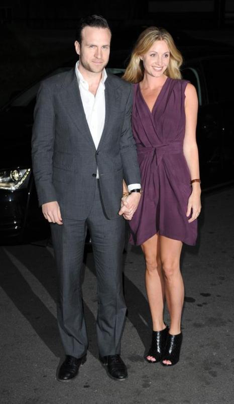 Рэйф Сполл и Элиз Дю Ту на церемонии вручения премии Evening Standard British Film Awards  в Лондоне 4 февраля 2013 года. Фото: Wilson/Getty Images
