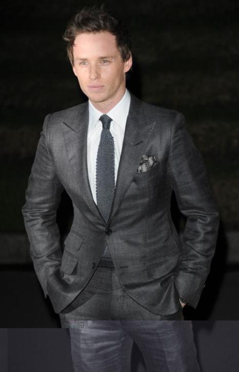 Эдди Редмэйн на церемонии вручения премии Evening Standard British Film Awards  в Лондоне 4 февраля 2013 года. Фото: Wilson/Getty Images