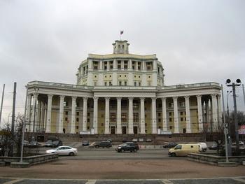 2013: Регулирование деятельности НОСТРОЯ. Фото с restate.ru