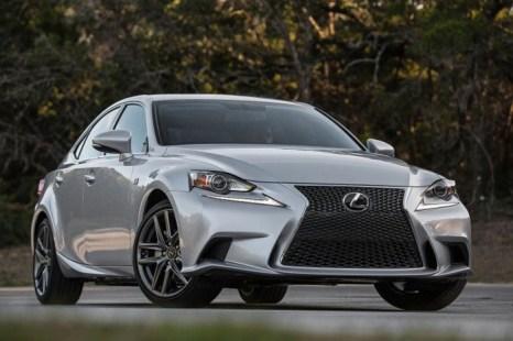 Lexus IS, модель 2014 года. Фото: NetcarShow.com