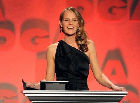 Хелен Хант на церемонии вручения премии гильдии режиссёров США 3 февраля 2013 года в Лос-Анжелесе, США. Фото: Kevin Winter/Getty Images