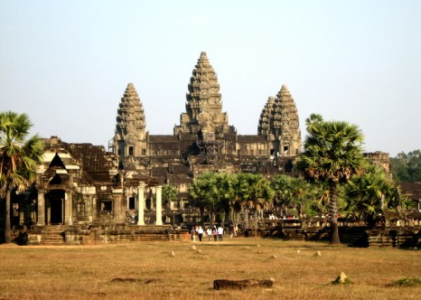 Ангкор, Камбоджа. Фото: Hector Garcia/flickr.com