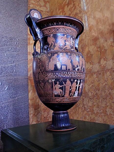 Британский музей. Коллекция Древней Греции. Фото: Ирина Рудская/Великая Эпоха (The Epoch Times)