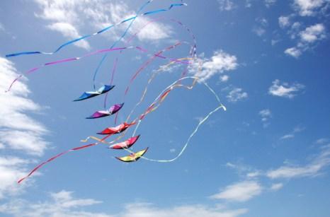 Таиланд приглашает на фестиваль воздушных змеев. Фото: morguefile.com