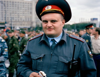 Дымовского заставили замолчать, но проблема милицейского произвола осталась. Фото: Simon Roberts/Getty Images