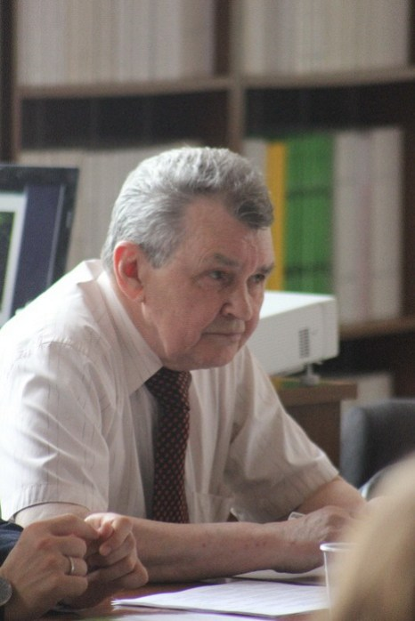 Заслуженный эколог Юрий Мальцев. Фото: Сергей Кузнецов