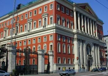 Здание Правительства Москвы. Фото: wikipedia.org