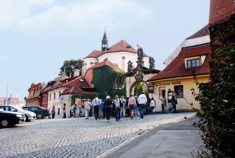 Вход в монастырь. Фото: Ирина Рудская/Великая Эпоха (The Epoch Times)