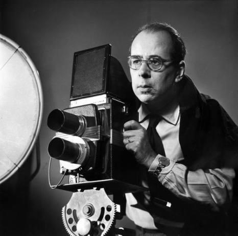 Филипп Халсман - знаменитый мастер фотопортрета. Фото с сайта dali-salvador.ru