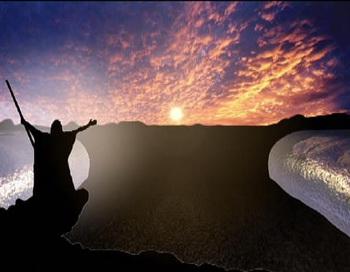 Переход через Красное море - правда или выдумка? Фото с сайта arkdiscovery.com
