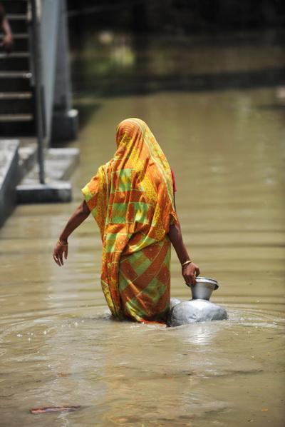 Апрель с Землей не шутит. Обзор. Фото: MUNIR UZ ZAMAN/AFP/Getty Images