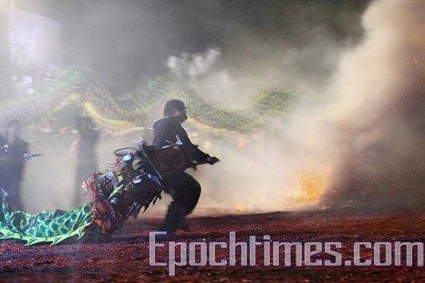 Праздник фонарей «Юаньсяо». Фото: Великая Эпоха/The Epoch Times