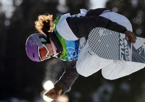 Олимпиада в Ванкувере. Сноубординг. Фото:Streeter Lecka/Getty Images Sport