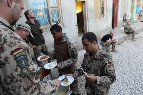 Немецкие войска в Афганистане. Фото: Miguel Villagran/Getty Images