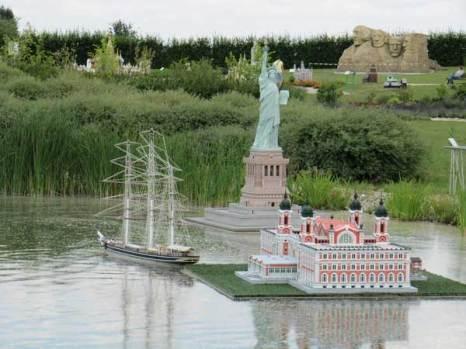 Минимундус – мир в миниатюре. Германия. Фото: Николай Богатырев