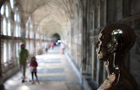 Выставка монументальной скульптуры в Глостере, Англия. Фото: Matt Cardy/Getty Images